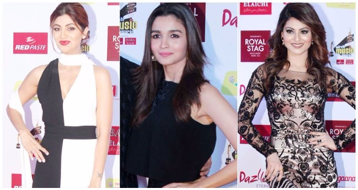 Alia, Varun, Shilpa Shetty: The Best and Worst Dressed Bollywood Actors at Mirchi Music Awards 2017