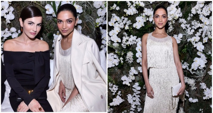 Deepika Padukone In Ralph Lauren Ivory Ensemble at New York Fashion Week 2017. Is A Failure?