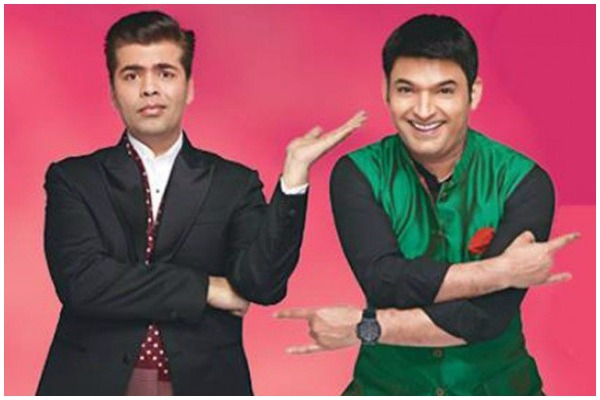 Kapil Sharma cancelled koffee with karan 5