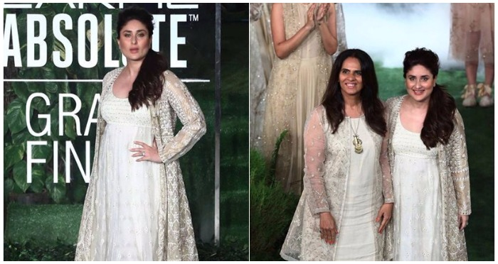Kareena Kapoor Khan Ruled The Ramp As Showstopper For Anita Dongre at Lakme Fashion Week 2017 Grand Finale