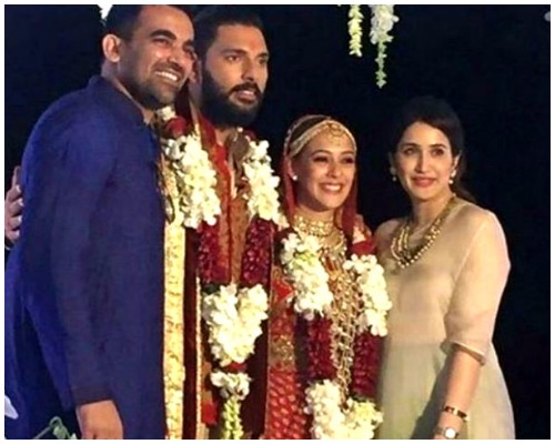 Sagarika Ghatge relationship with zaheer khan