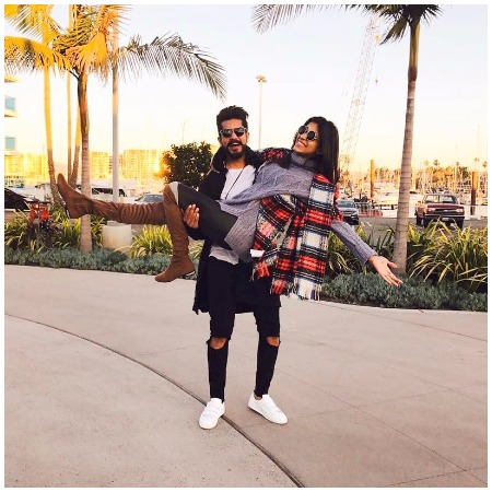 Kishwer Merchant And Suyyash Rai's California Honeymoon