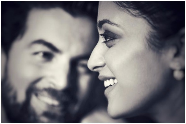 Monochromatic Pre Wedding Shoot of Neil Nitin Mukesh with Rukmini Sahay