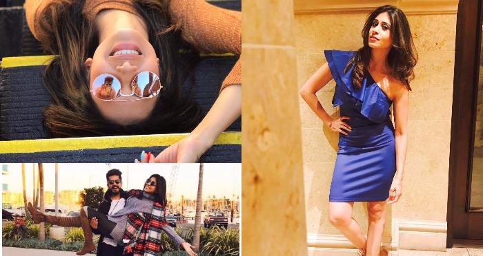 PHOTOS: Kishwer Merchant And Suyyash Rai's California Honeymoon is All About Adventure and Shopping