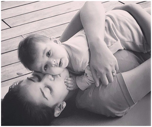 Shahid Kapoor Finally Shares first Picture of Baby Misha with Mira