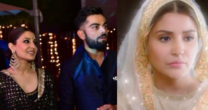 Have Some Shame: Anushka Sharma Slams Media For False Claims About Virat Kohli Producing 'Phillauri'
