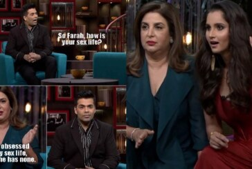 Koffee With Karan 5: The Episode With Bold Confessions From Sania's Past Dating With Shahid Kapoor to Farah's Sex Life