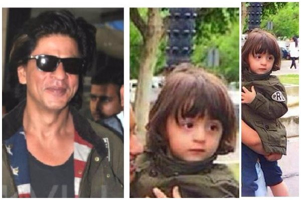 SRK and AbRam Celebrity Inspired Military Outfits for summer