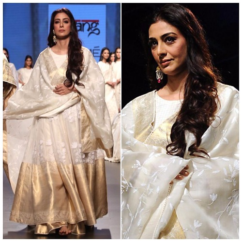 Haider Tabu at #ifw2017 Lakme Fashion Week 2017