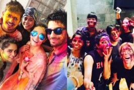 PICS: This Is How Bollywood Celebs Celebrated Holi With Their Family and Friends