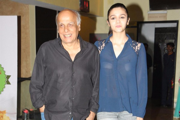 Shocking! Mahesh Bhatt Receives Death Threats, Caller Threatens To KILL Alia Bhatt