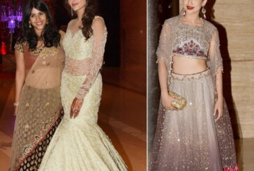 Photos: Mandana Karimi Married Gaurav Gupta; Ekta, Krystle-Karan, Gauhar Khan and Others Attended Wedding Reception