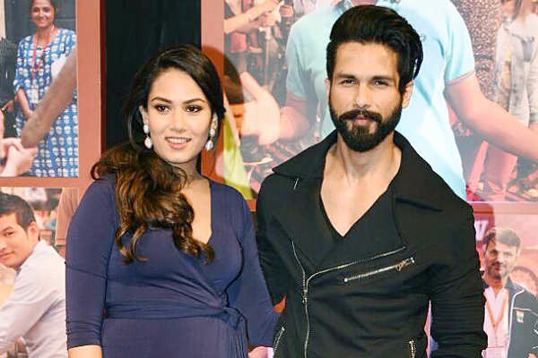 Shahid Kapoor Supports Wife Mira Rajput After She Faced Criticism Over Her Puppy Remark