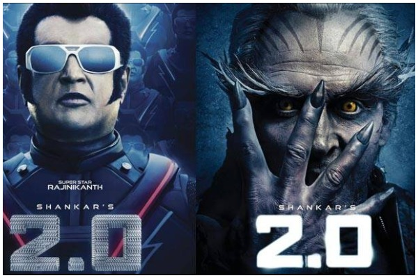 Satellite Rights of '2.0' Starring Rajnikanth- Akshay Kumar Acquired By Zee Network for Rs 110 Crore!