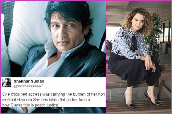 Shekhar Suman Slams Kangana Ranaut on Twitter Calling Her 'Cocained Actress', Post Rangoon Failure