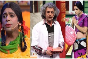Sunil Grover aka Mashoor Gulati Makes A Comeback On TV Show But With A Twist