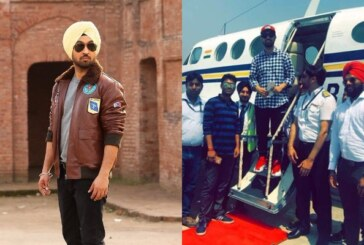 Udta Punjab Actor Diljit Dosanjh Owns A Private Jet And The Pictures Will Turn You Green With Envy!