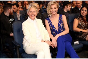 TV Host Ellen DeGeneres Wife Portia de Rossi Cuts Her Wrist Over Marriage Issues, Divorce On Verge