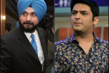 Troubles For Navjot Singh Sidhu For Cracking Double Meaning Jokes On The Kapil Sharma Show!