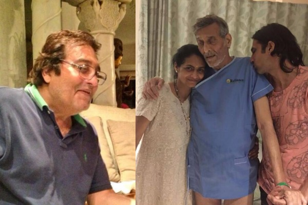 This Viral Picture Of Unwell Veteran Actor Vinod Khanna From The Hospital Is Making Us Sad!