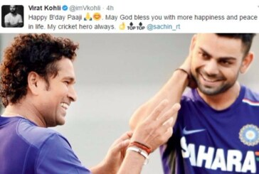 Happy Birthday Sachin Tendulkar: Modi to Virat, Celebs Wish Master Blaster On His 44th Birthday!