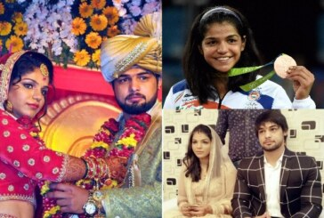 Rio Olympic Medalist Sakshi Malik Ties The Knot With Grappler Satyawart Kadian, Congratulations Pour In!