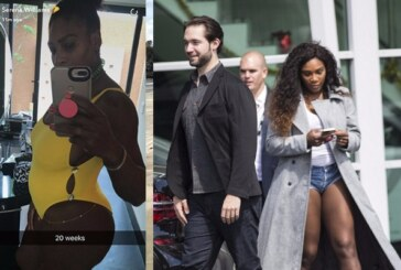 Tennis Star Serena Williams Is Pregnant: Snaps Baby Bump Photo On Snapchat
