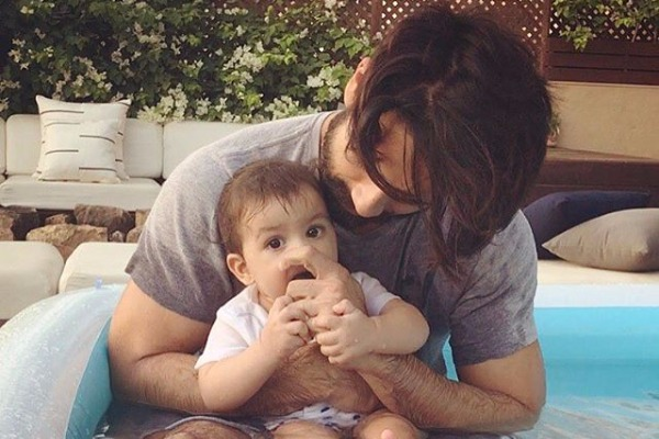 Daddy Shahid Kapoor daughter misha