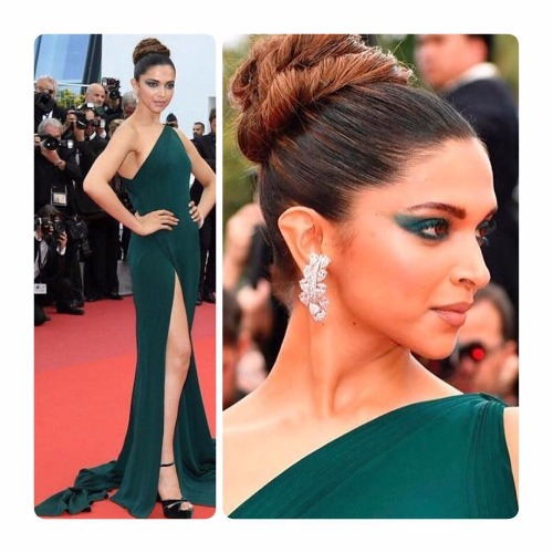 Stunning Photos of Deepika Padukone At Cannes 2017