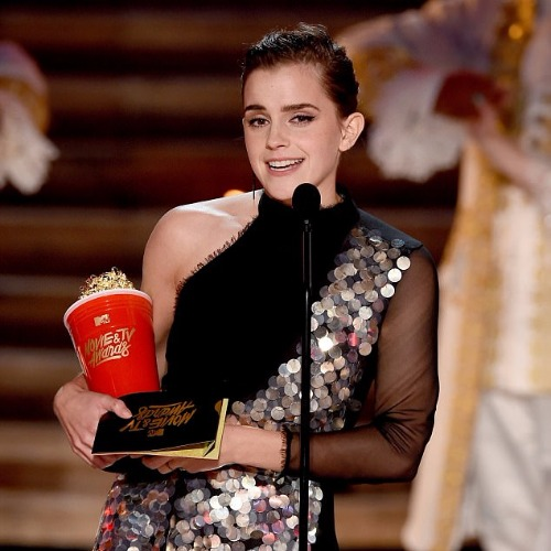Emma Watson winner MTVs Gender-Equality award