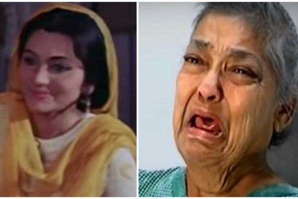 Heartbreaking!  Pakeezah Actress Geeta Kapoor Tortured And Abandoned By Children In Hospital