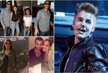 Sonali Bendre Calls Bieber's Concert Waste Of Time, Arjun Rampal Too Angrily Walks Out. WHY?