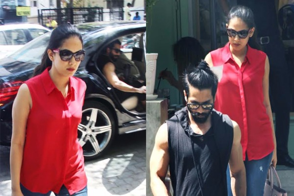 Shahid Kapoor's Wife Mira Rajput Violated Traffic Rules, Fined By Mumbai Traffic Police