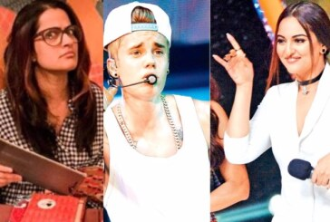 Singer Sona Mohapatra Spits Aggressive Tweets on Justin Bieber, Knocks Down Sonakshi Sinha
