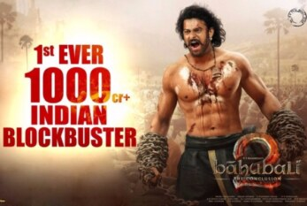 S S Rajamouli's Baahubali 2: The Conclusion Creates History At The Box Office With Rs 1000 Crore Business!