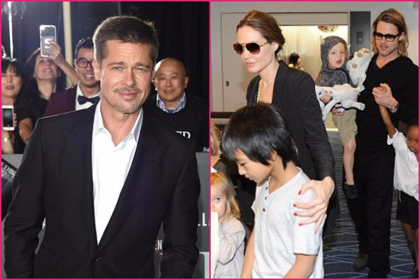 Brad Pitt Breaks Silence Post Angelina Jolie Split, Reveals He Quit Boozing and Smoking