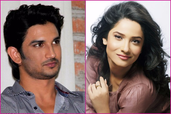 Ex-Lovers Sushant Singh Rajput and Ankita Lokhande Meet Up At A Coffee Shop!
