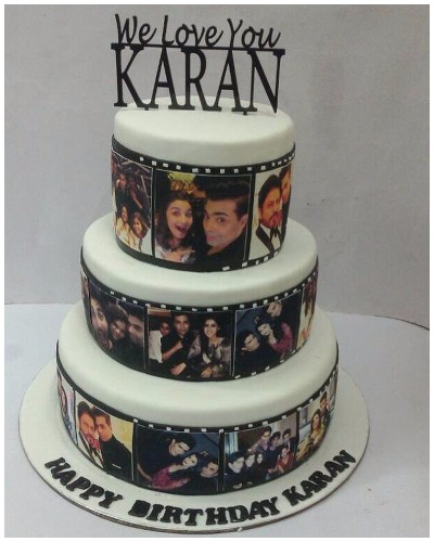 Karan Johar's 45 birthday