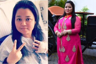 Nach Baliye 8 Contestant-Comedienne Bharti Singh Rushed To The Hospital, To Undergo Liver Surgery!
