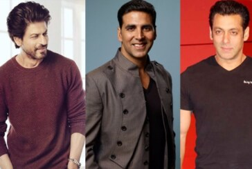 SRK, Salman Khan, Akshay Kumar On Forbes' 100 Highest-Paid Global Celebs List! Not Aamir & Amitabh