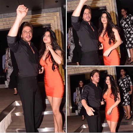 Shah Rukh Khan's Daughter Suhana Khan
