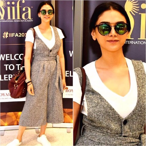 Bollywood Celebs In Style For IIFA Awards 2017 In New York