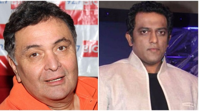Jagga Jasoos Director Anurag Basu Reacts To Rishi Kapoor's 'Irresponsible Director' Comment