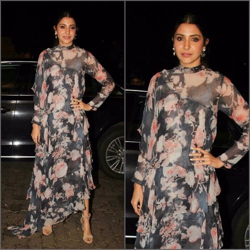 Anushka Sharma attend Jitesh Birthday Bash