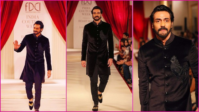 Indian Couture Week 2017: Arjun Rampal As Showstopper for Rohit Bal Inspiring Us To Look At This Elite Wedding Collection