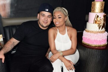 Blac Chyna Granted Restrianing Order After Rob Kardashian Posted Nude Photos On Social Media