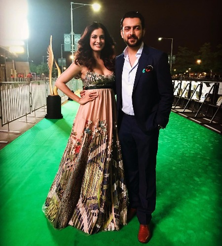Dia Mirza IIFA 2017 New York