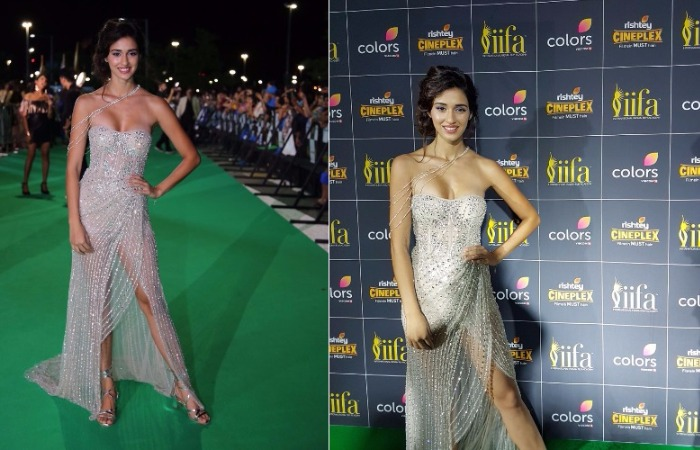 Disha Patani Best Dressed IIFA2017