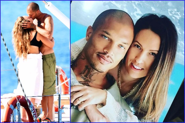 'Hot Felon' Jeremy Meeks Files Divorce From Wife Melissa After Chloe Green Kissing Scandal