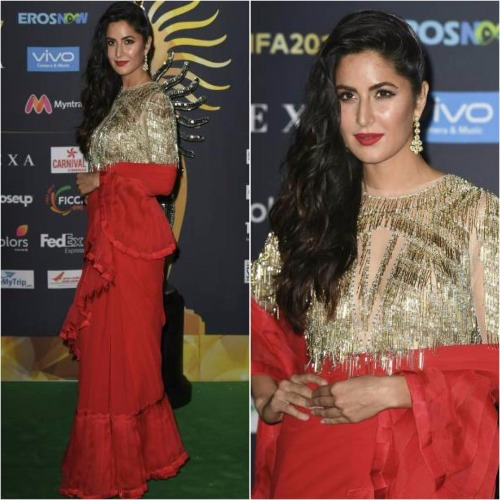 Katrina Kaif IIFA 2017 New York
